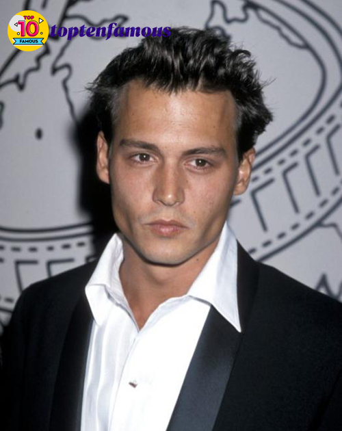 Johnny Depp Then and Now: The Transformation of His Appearance