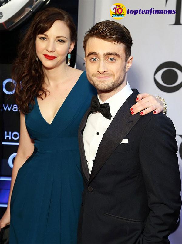 Daniel Radcliffe First Met His Girlfriend Erin Darke While Filming a Sex Scene