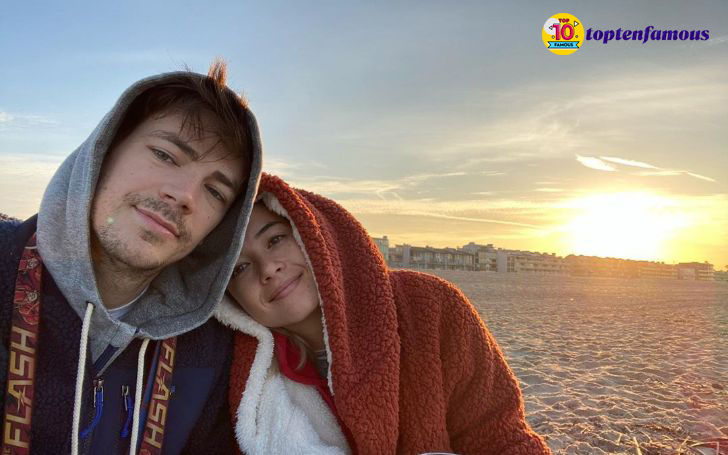 Grant Gustin and the Love Story with Andrea Thoma