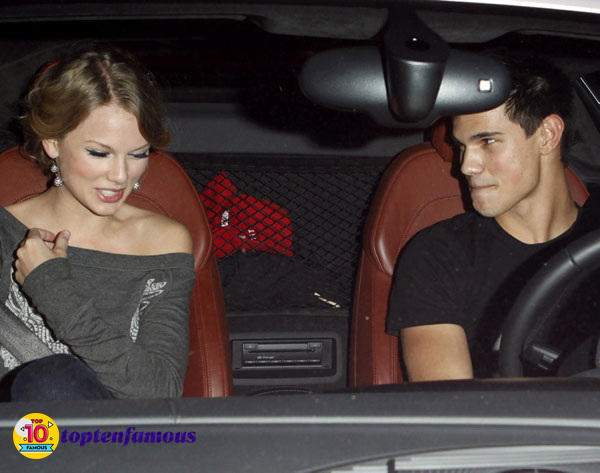 Taylor Lautner's Dating: 3 Love Stories on Film Studio