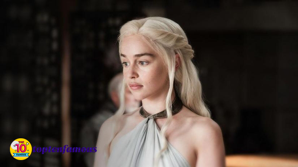 """Emilia Clarke Then and Now: Fom the Great """"Dragon Mother"""" to the Queen of Rom-Com"""