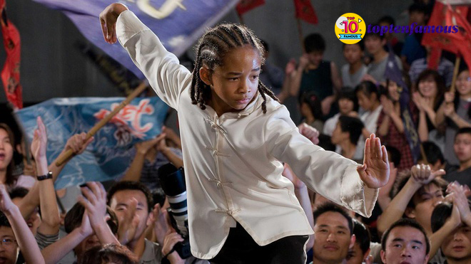"""Jaden Smith Then and Now: Could You Regconize """"The Karate Kid""""?"""