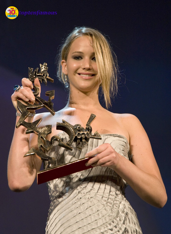 Jennifer Lawrence Then and Now: A Talent Actress of the United States