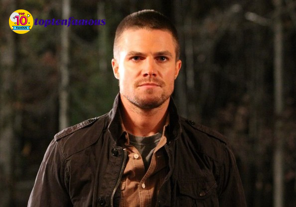 Stephen Amell Then and Now: His Movies Before being Hero Arrow