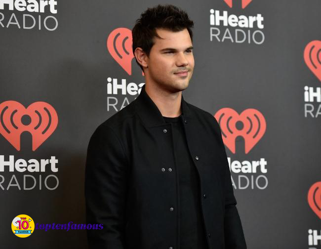 Taylor Lautner Then and Now: Out-of-date A List Star