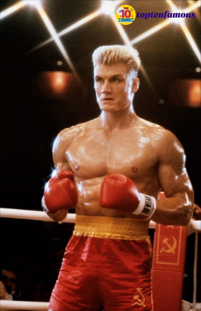 Dolph Lundgren Then and Now: An Intelligent Student to a Superstar of Martial Arts