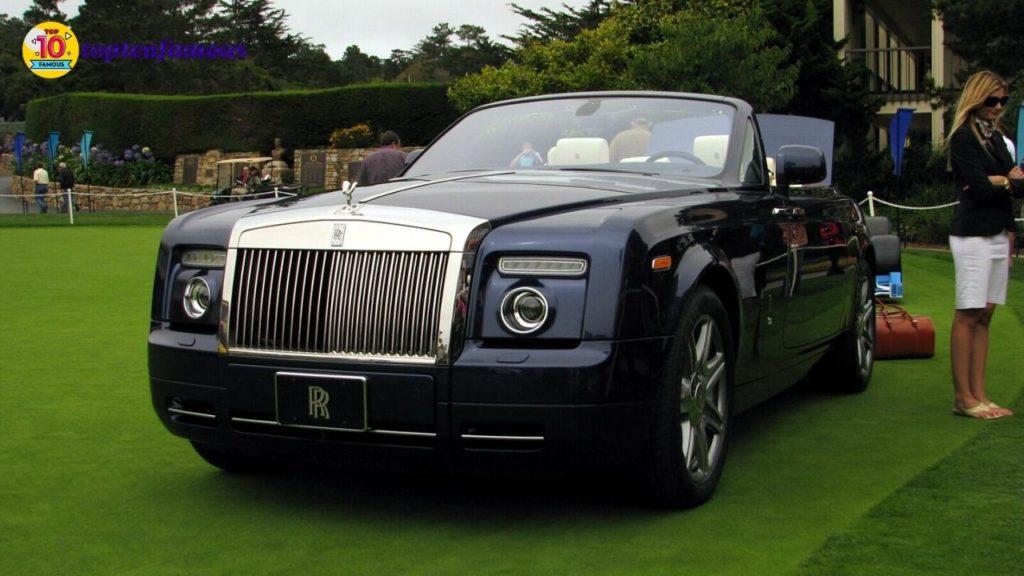 Mariah Carey net worth - Rolls Royce