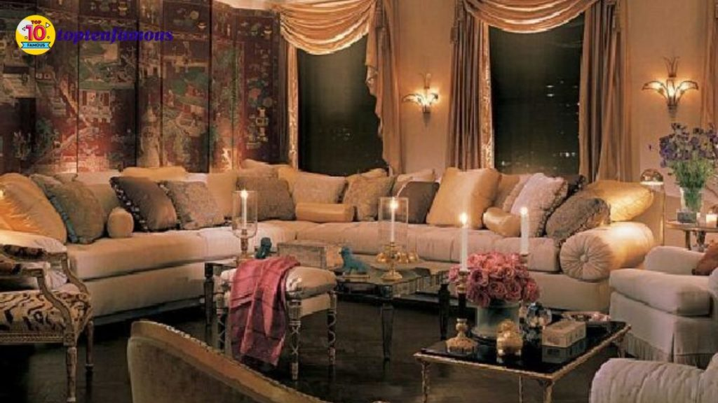 Mariah Carey net worth - penthouse