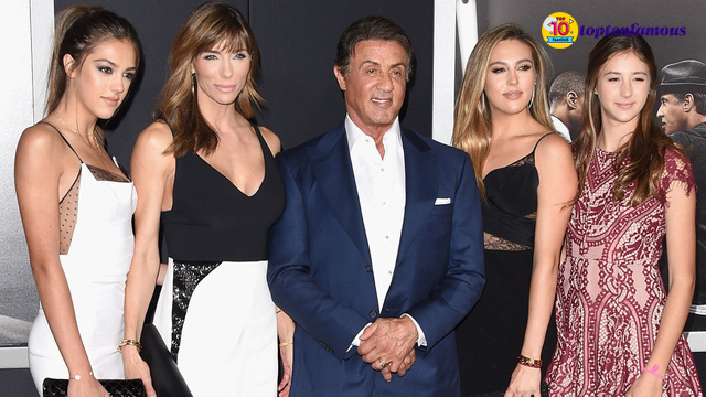 Sylvester Stallone Then and Now: Overcomeing All Difficulties to Succeed