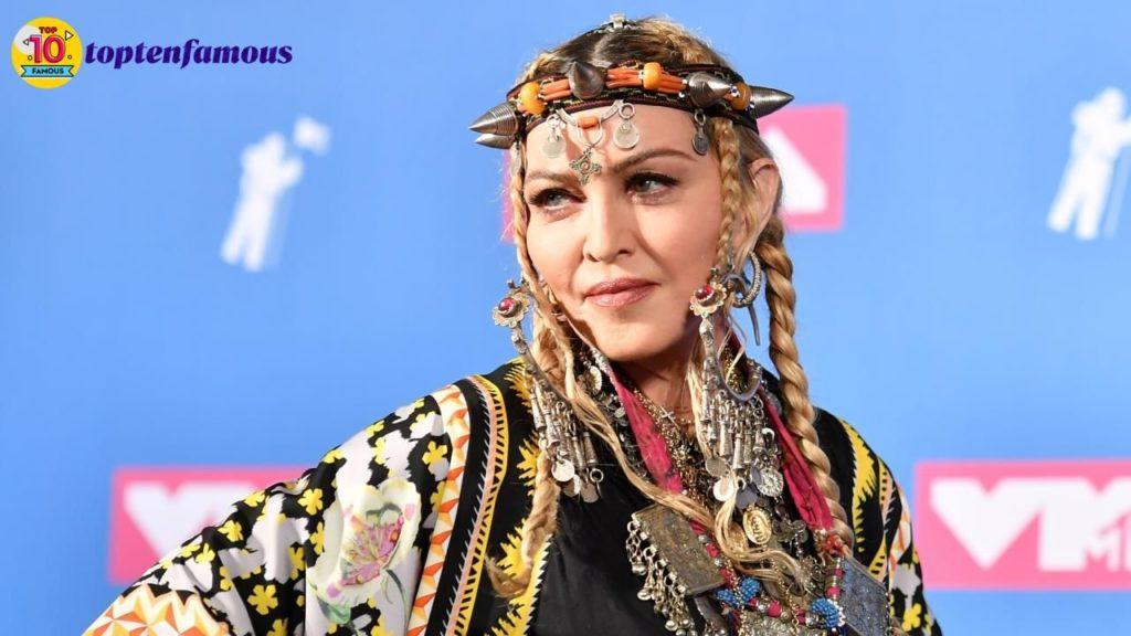 What is Madonna's net worth in 2020 - Madonna