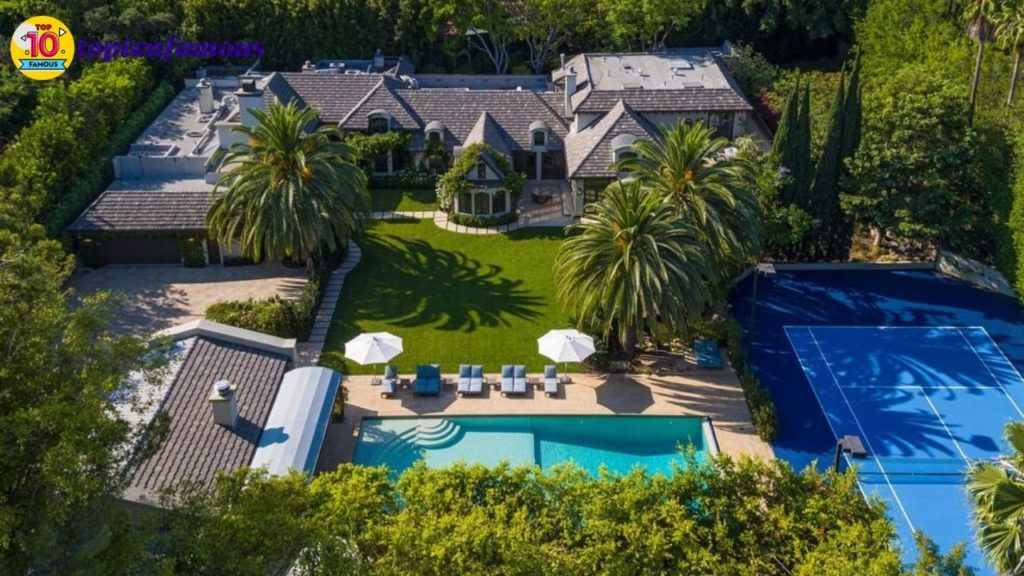 What is Madonna's net worth in 2020 - Beverly Hills home