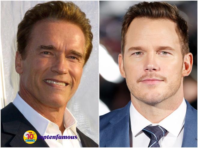 Arnold Schwarzenegger Praised His Son-in-law Chris Pratt