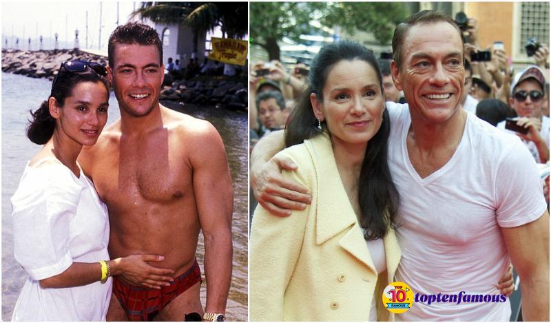 Complex Relationships of Jean-Claude Van Damme
