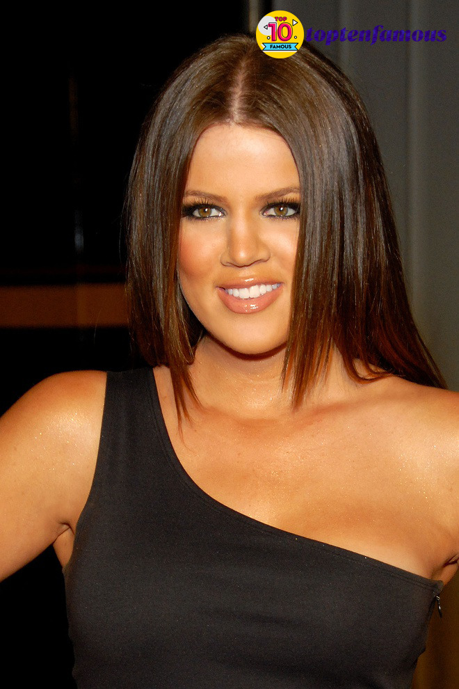 Different Appearance of Khloe Kardashian Now