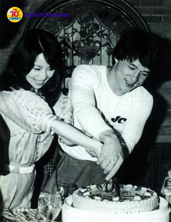 3 Popular Relationships of Jackie Chan (Part 1)
