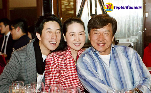 3 Popular Relationships of Jackie Chan (Part 2)