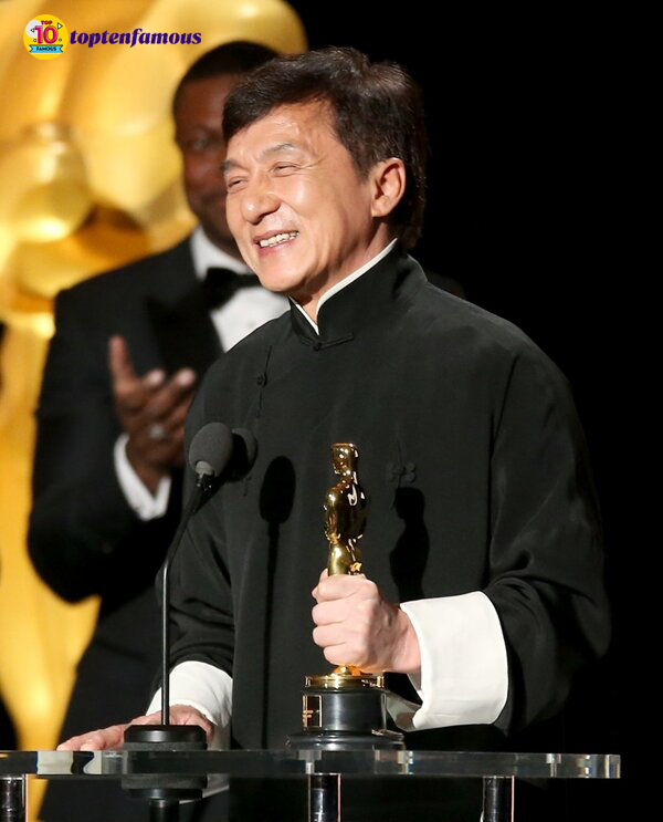 Jackie Chan Then and Now: A Dropout Schoolboy Gaining ...