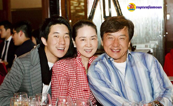 Jackie Chan Then and Now: A Dropout Schoolboy Gaining Oscar Award