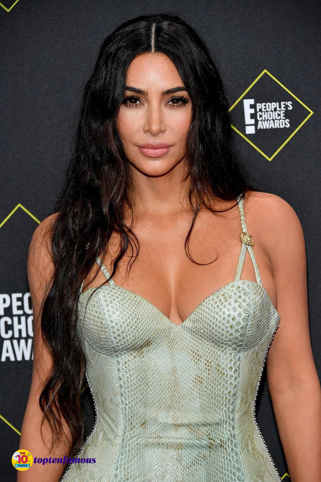 Kim Kardashian Then and Now
