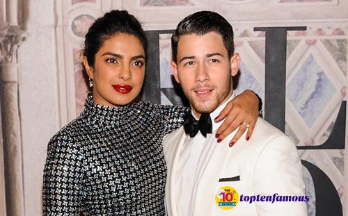 Nick Jonas and His Wife Priyanka Chopra: A Millionaire Couple at Hollywood
