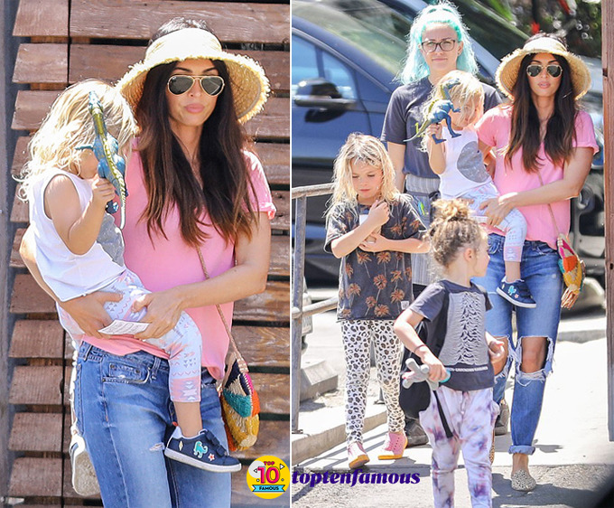3 Kids of Megan Fox