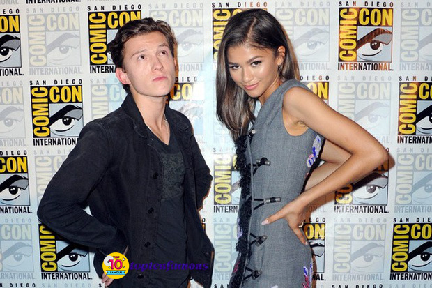 Background of Zendaya crush of spiderman