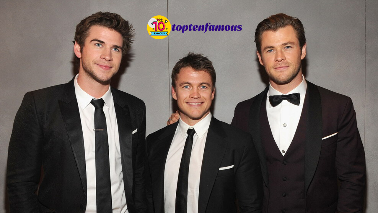 Brothers of Chris Hemsworth