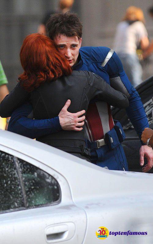 The Beautiful Friendship Between Chris Evans and Scarlett Johansson