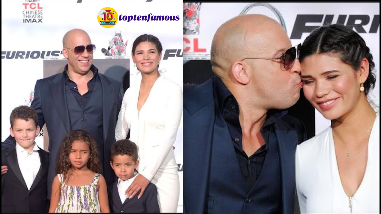 Kids of Vin Diesel