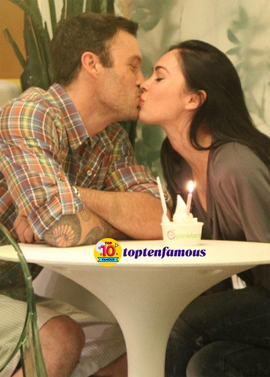 16 Years Together of Megan Fox and Her Husband