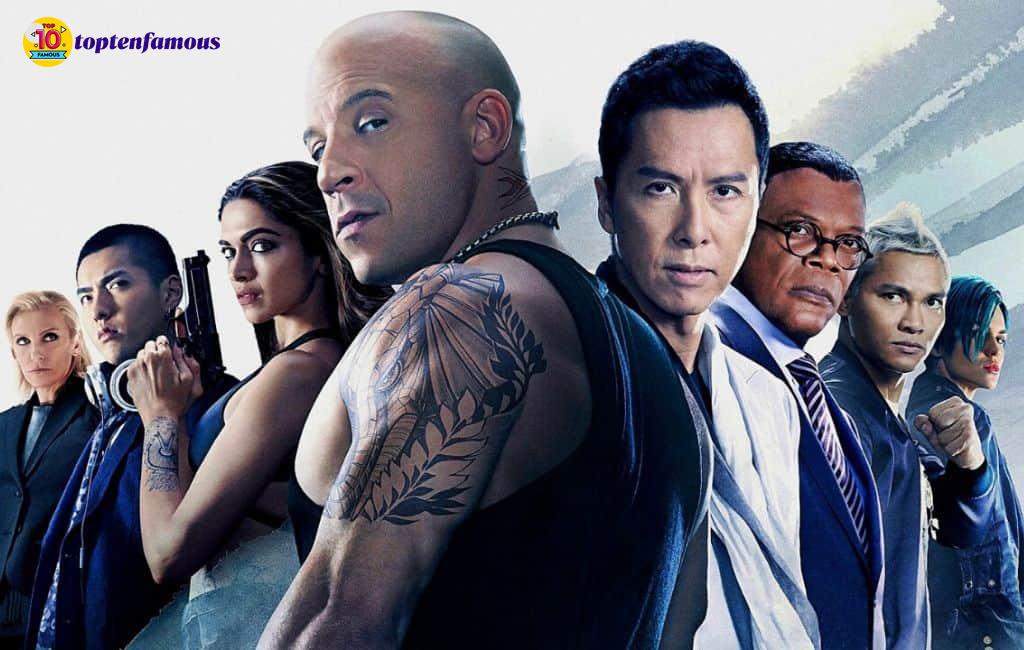 Top 10 Best Movies of Vin Diesel (Part 1)