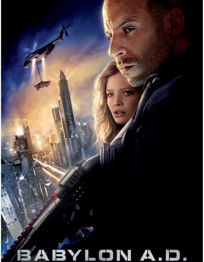 Movies of Vin Diesel