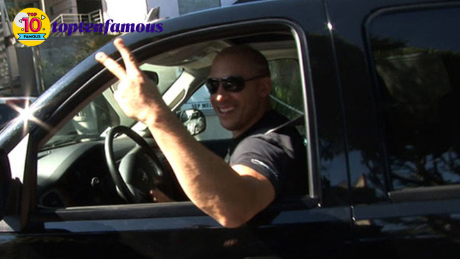 Net Worth of Vin Diesel