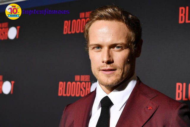 Who is the Wife of Sam Heughan?