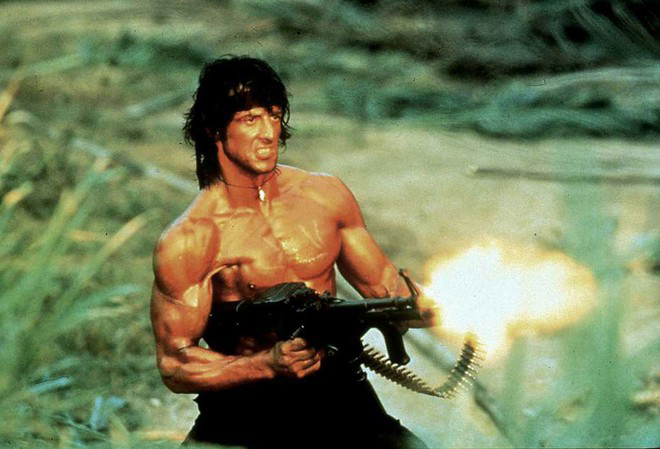 Movies of Sylvester Stallone: From a Pornstar to an Action Superstar