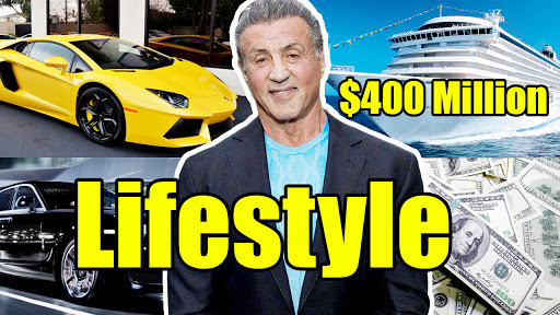 Net Worth of Sylvester Stallone