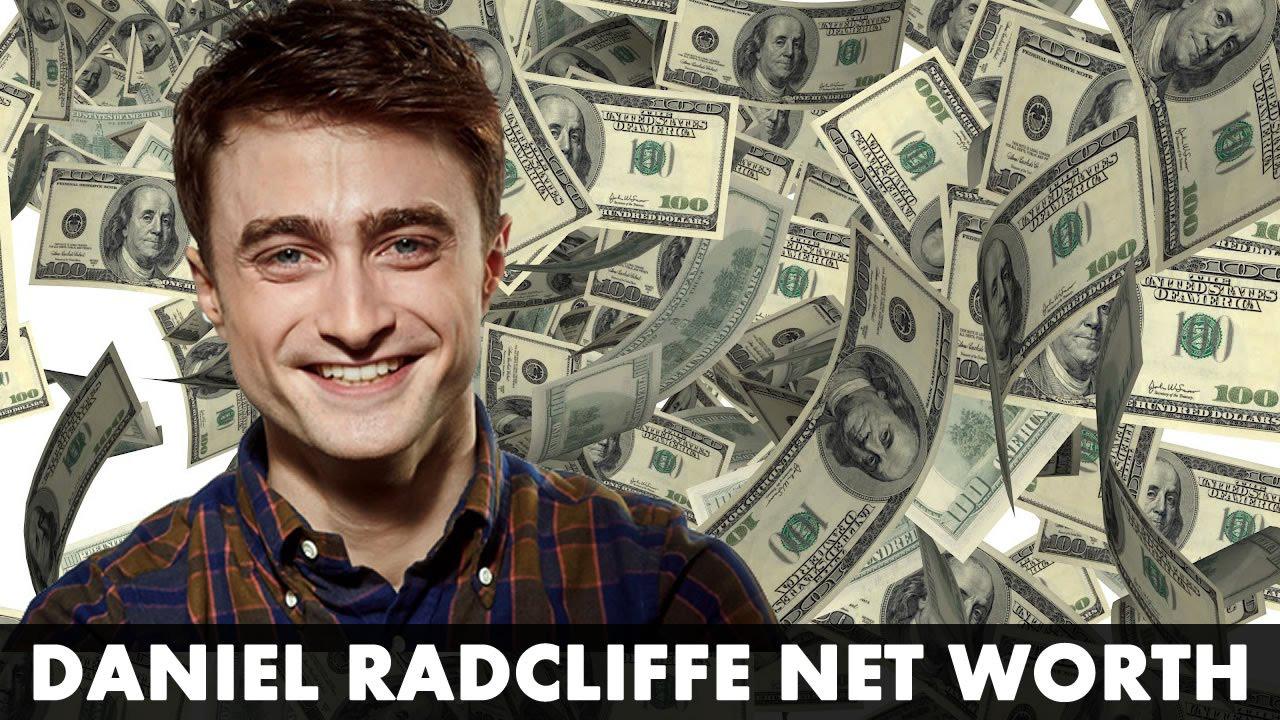 Net Worth of Daniel Radcliffe