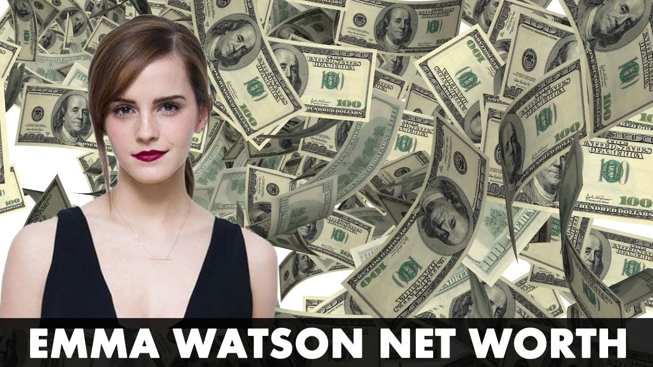 Net Worth of Emma Watson